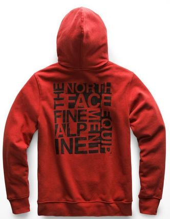 THE NORTH FACE Hoodies Pullovers Unisex Street Style Long Sleeves Hoodies 5