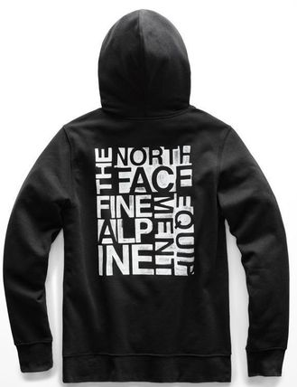 THE NORTH FACE Hoodies Pullovers Unisex Street Style Long Sleeves Hoodies 7