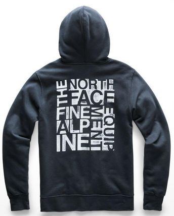 THE NORTH FACE Hoodies Pullovers Unisex Street Style Long Sleeves Hoodies 9