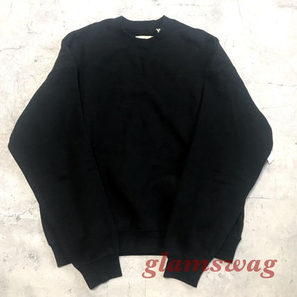 FEAR OF GOD Sweatshirts Street Style U-Neck Collaboration Long Sleeves Cotton 7
