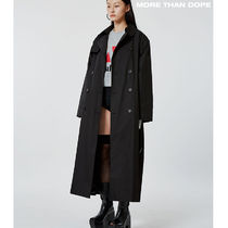 more than dope Trench Coats