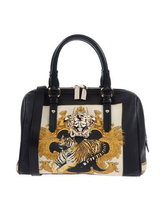 Other Animal Patterns Leather Handbags