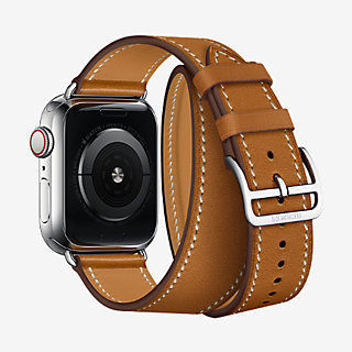HERMES Band Apple Watch Hermes Double Tour 40Mm