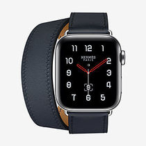 HERMES Casual Style Leather Watches