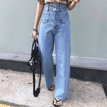 Casual Style Long Shorts