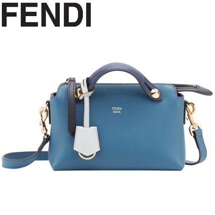 1bf74d5d6b FENDI BY THE WAY 2018-19AW 2WAY Plain Leather Handbags by ...