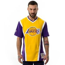 Mitchell&Ness Pullovers Street Style V-Neck Short Sleeves V-Neck T-Shirts