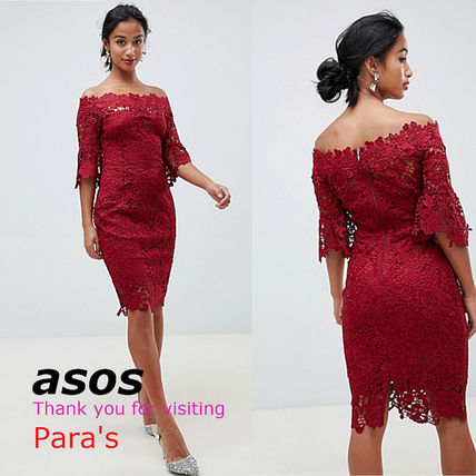 asos 2018 19aw flower patterns medium lace dresses by para s buyma
