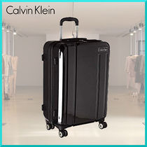 Calvin Klein Unisex Street Style 3-5 Days Hard Type Luggage & Travel Bags