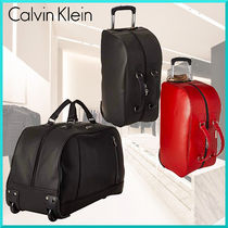 Calvin Klein Unisex Street Style 1-3 Days Luggage & Travel Bags