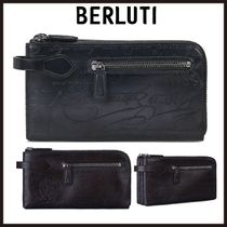 Berluti Leather Wallets & Small Goods