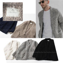 Ron Herman Wool Collaboration Long Sleeves Cardigans