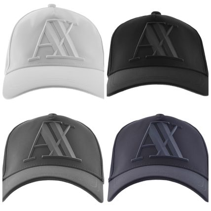 ... A X Armani Exchange Wide-brimmed Hats Unisex Street Style Wide-brimmed  Hats ... a362769f123e