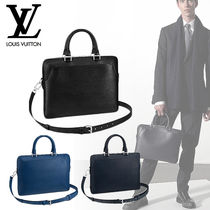 Louis Vuitton Leather Business & Briefcases