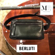 Berluti Leather Bags