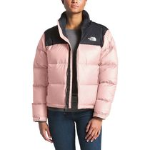 THE NORTH FACE Nuptse Short Oversized Down Jackets