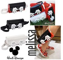 Melissa Casual Style Collaboration Shoulder Bags