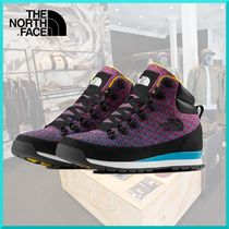 THE NORTH FACE Other Check Patterns Mountain Boots Street Style Sneakers
