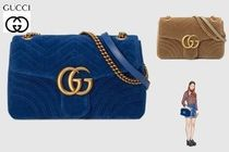 GUCCI GG Marmont Shoulder Bags