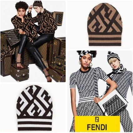 573e0585e40 FENDI 2018-19AW Unisex Knit Hats by Lemongrass3 - BUYMA