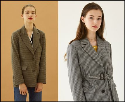 Other Check Patterns Casual Style Street Style Medium