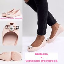 Vivienne Westwood Open Toe Casual Style Espadrille Shoes