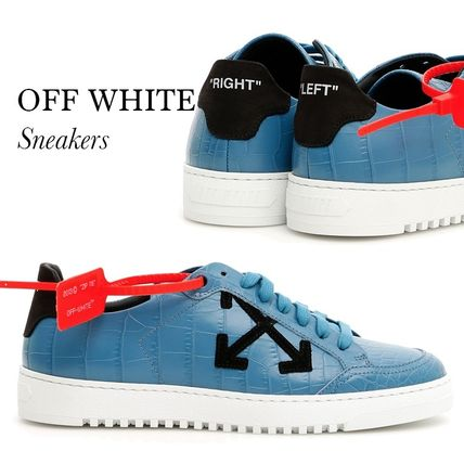 Off-White Low-Top