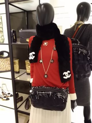 CHANEL More Bags Unisex Bags