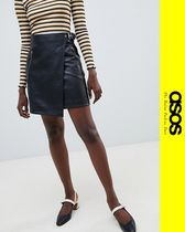 ASOS Casual Style Faux Fur Skirts