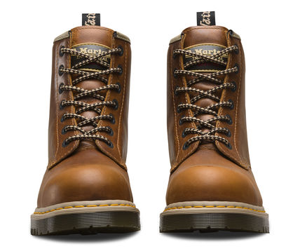 Dr Martens Mountain Boots Casual Style Leather Outdoor Boots