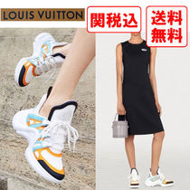 Louis Vuitton Casual Style Street Style Low-Top Sneakers