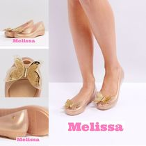 Melissa Open Toe Casual Style PVC Clothing Espadrille Shoes