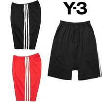 Y-3 Cotton Shorts