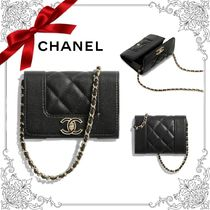 CHANEL CHAIN WALLET Chanel Chain Clutch Limited Edition AW18/19 IN STOCK!
