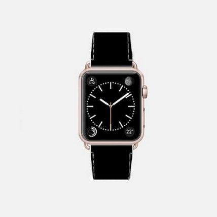 casetify More Watches Casual Style Unisex Leather Watches 3