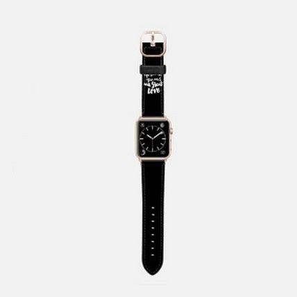 casetify More Watches Casual Style Unisex Leather Watches 4