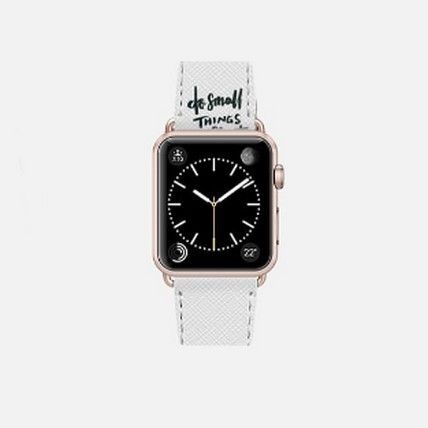 casetify More Watches Casual Style Unisex Leather Watches 7