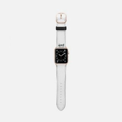 casetify More Watches Casual Style Unisex Leather Watches 8