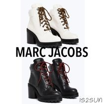 MARC JACOBS Platform Mountain Boots Casual Style Street Style Plain
