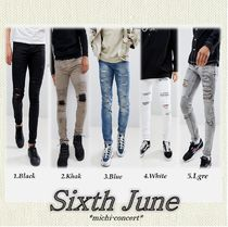 Sixth June Street Style Skinny Fit Jeans & Denim