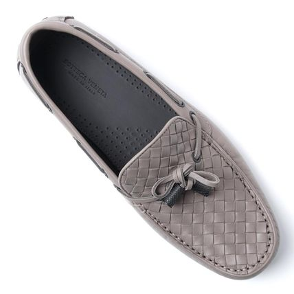 f3b04b4a050 BOTTEGA VENETA 2018-19AW Driving Shoes Leather Loafers   Slip-ons by ...