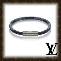Louis Vuitton DAMIER COBALT Bi-color Bracelets