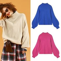 ELF SACK Casual Style Street Style Sweaters