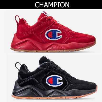 ad75d8a8f754e CHAMPION Sneakers Suede Plain Sneakers 16 CHAMPION Sneakers Suede Plain  Sneakers ...