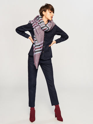 Glen Patterns Casual Style Accessories