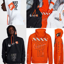 Nike AIR FORCE 1 Street Style Collaboration Hoodies