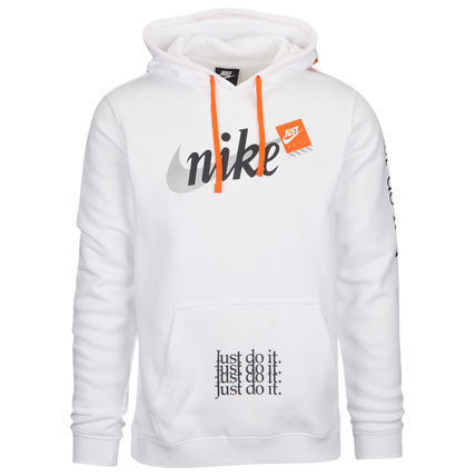 Nike Hoodies Street Style Collaboration Hoodies 4