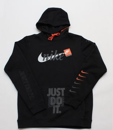 Nike Hoodies Street Style Collaboration Hoodies 9