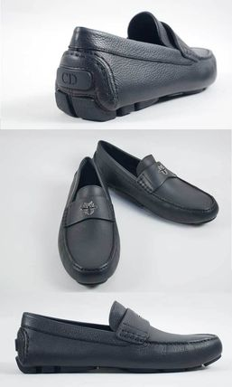 DIOR HOMME Loafers & Slip-ons Street Style Leather Loafers & Slip-ons 2