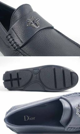DIOR HOMME Loafers & Slip-ons Street Style Leather Loafers & Slip-ons 3